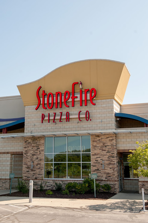 StoneFire Pizza Co Exterior