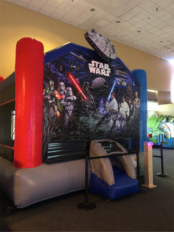 bounce house new